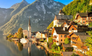 10 thành phố ở châu Âu đẹp nhất vào mùa thu