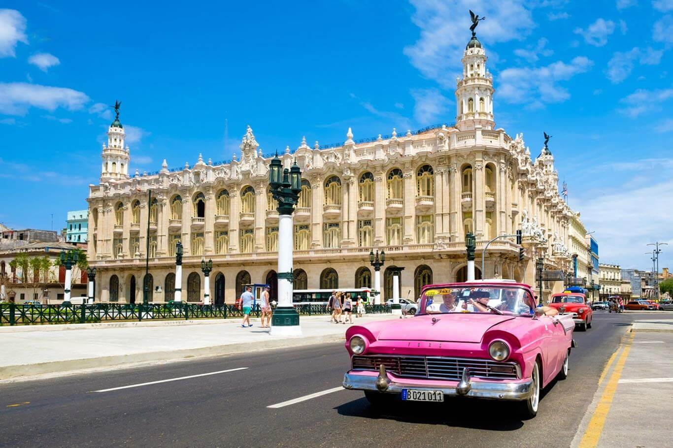 Cuba – Nét đẹp tiềm ẩn của du lịch châu Mỹ