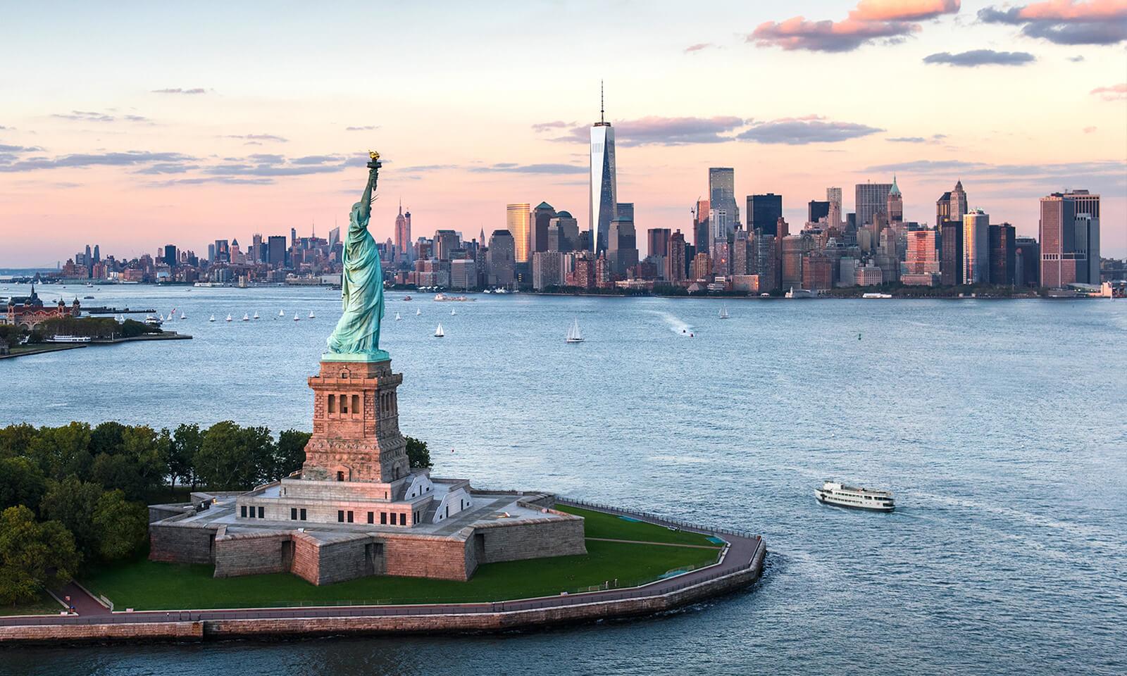 """Hoa Kỳ được xem là """"miền đất hứa"""" dành cho các tín đồ du lịch"""