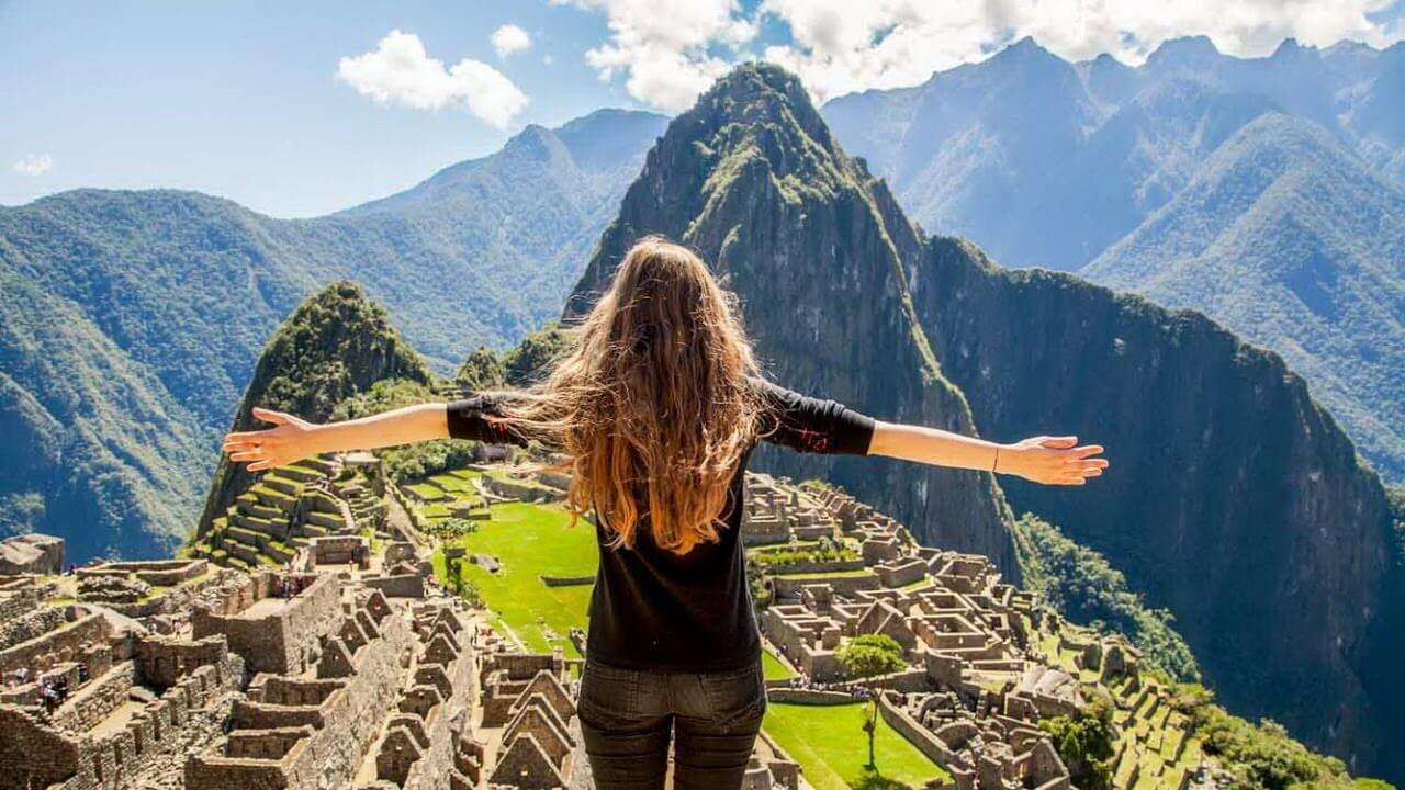 Thiên nhiên hùng vĩ tại Peru