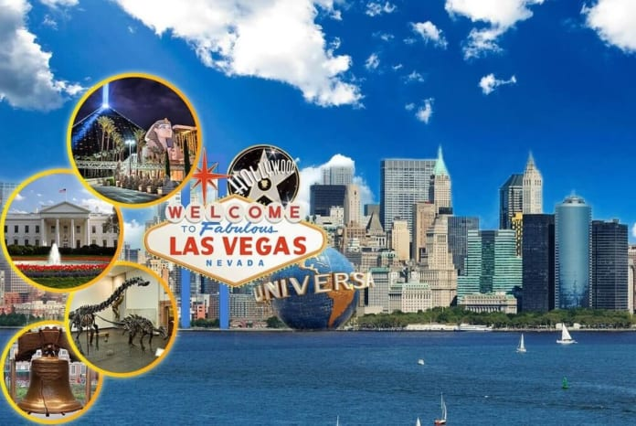 Du lịch Bờ Tây Hoa Kỳ với nhiều điểm đến hấp dẫn