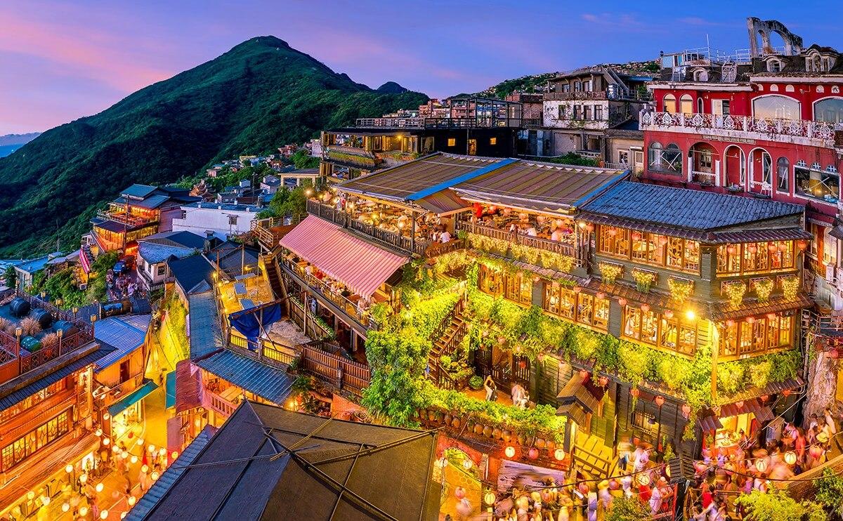 xin visa Đài Loan mất bao lâu
