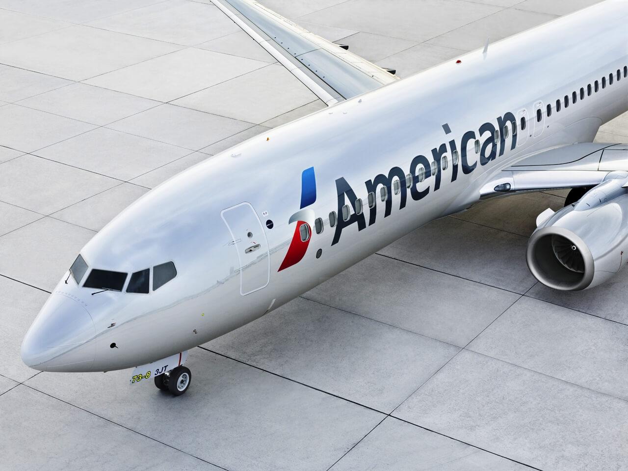 American Airlines (hãng hàng không Hoa Kỳ) là một trong ba hãng hàng không hàng đầu tại Mỹ